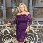 sukienka koronkowa 36 38 40 42 44 46 48 50 kolory
