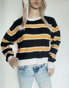 L1 Sweter crop krótki sweterek Divided by H&M rozm S...