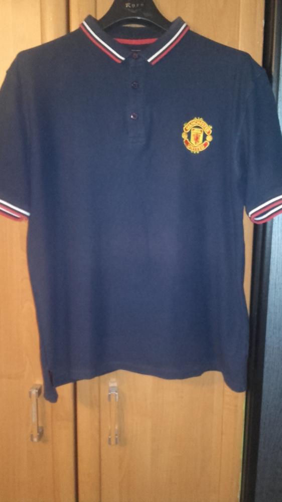 oryginalne polo Man United rozmiar XL