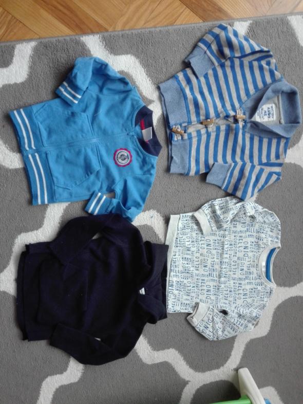 Bluzy Bluzy swetry chłopiec
