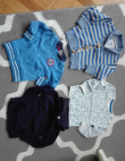 Bluzy swetry chłopiec...