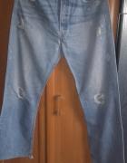Oryginalne spodnie jeansowe LEVIS rozmiar XL