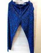 Spodnie dresowe niebieskie...