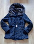 czarna kurtka rozmiar XL