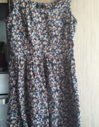 Sukienka kwiaty F&F