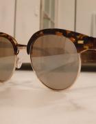 Okulary lustrzane Steve Madden...