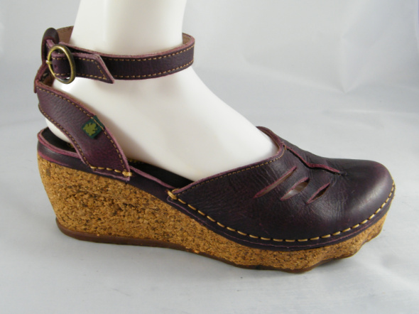 El naturalista sandały