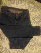 Jeansy skinny rurki L
