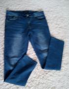 Męskie spodnie dżinsowe