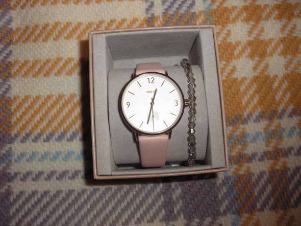 Zegarki Nowy pudrowy zestaw