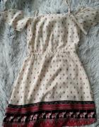 Krótka sukienka...