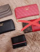 Nowe portfele różne kolory i firmy...