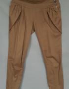 Spodnie eleganckie cygaretki chinosy...