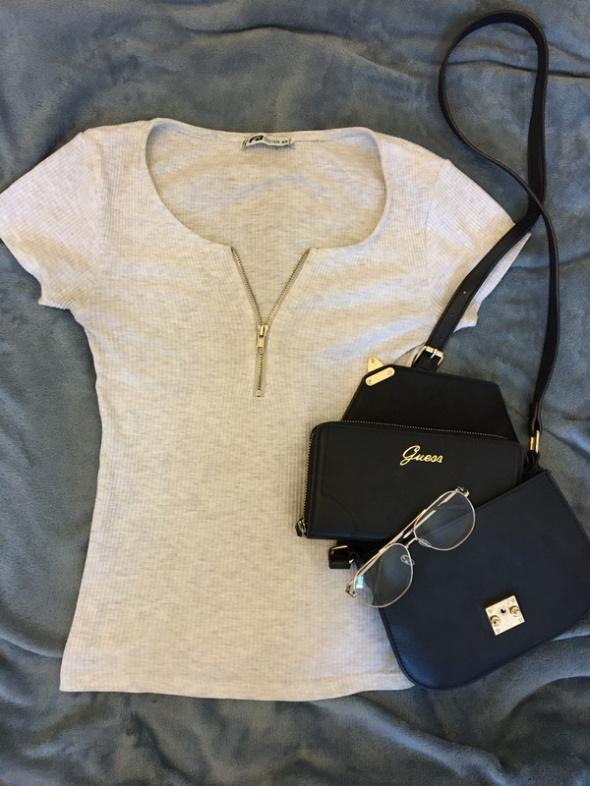 Bluzka bluzeczka elegancka na codzień