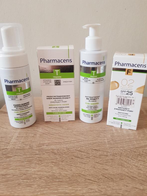 Pharmaceris zestaw