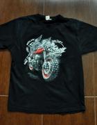 koszulka z motorem...