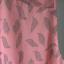 Letnia koszulowa bluzeczka w pióra