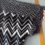 asymetryczna zapinana tunika
