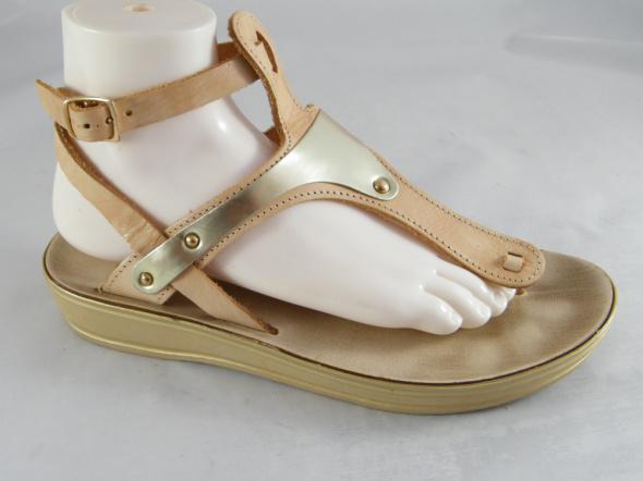 Carlo Pera Włoskie sandały