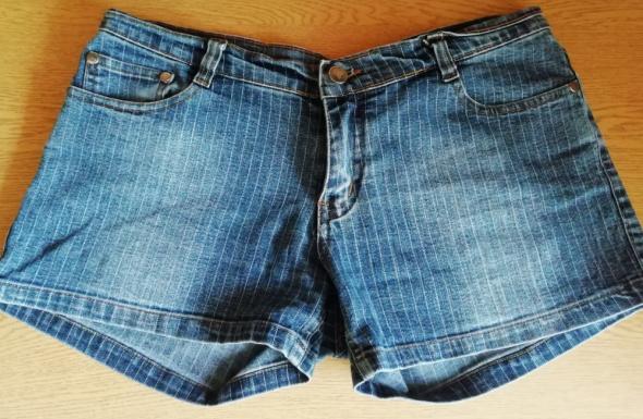 Spodenki Jeansowe L XL