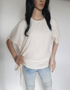L21 bluzka sweterek nietoperz Zara Basic rozm M...