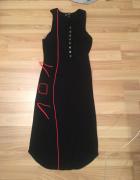sukienka ołówkowa czarna
