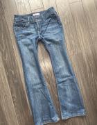 Levis oryginalne jeansy dzwony...