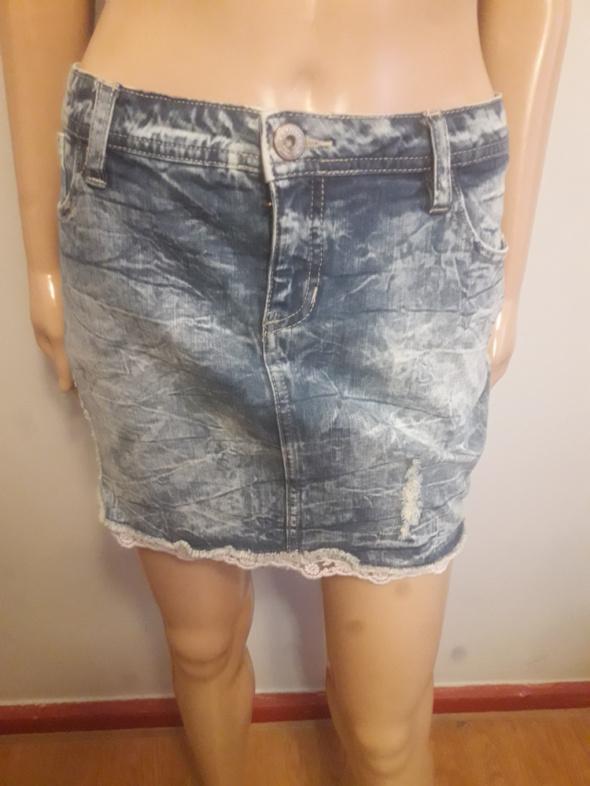 Urban Spódniczka Jeans 40...