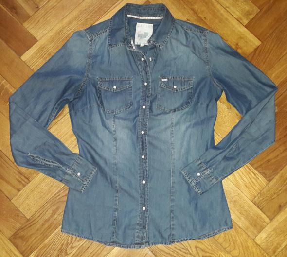 Koszula jeans jeansowa Diverse SM