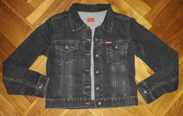 Odzież wierzchnia Katana bluza jeans Westman M