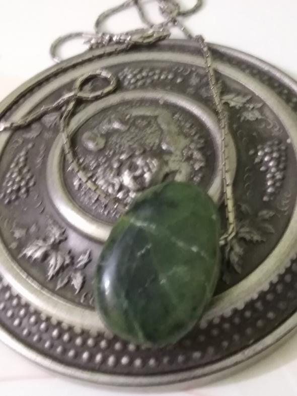 Naszyjniki Zielony kamień