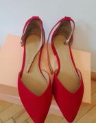Czerwone buty ANIS model GABI 40