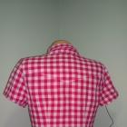 koszula w kratkę 38