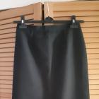 Czarna ołówkowa spódnica w rozm 38