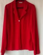 Czerwona bluzka Wallis...