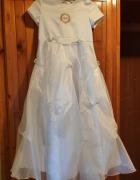 Sukienka alba komunijna...