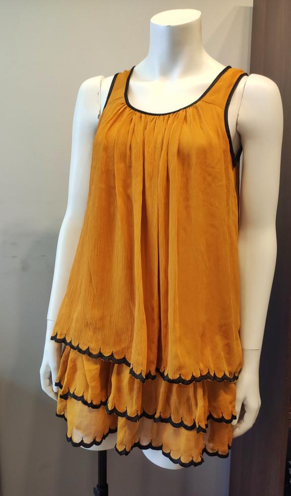 Żółta sukienka H&M 36...