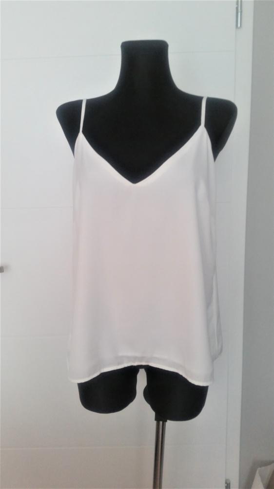 Biała bluzka top Asos