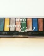 Paletka cieni Lovatics NYC kolorowe Demi Lovato City Vibes