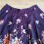 Spódnica kwiaty Marks&Spencer 40 L