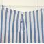 Nowa bluzka Mango Violeta 42 XL 44 XXL biała niebieska w pasy wiskoza lekka top tshirt