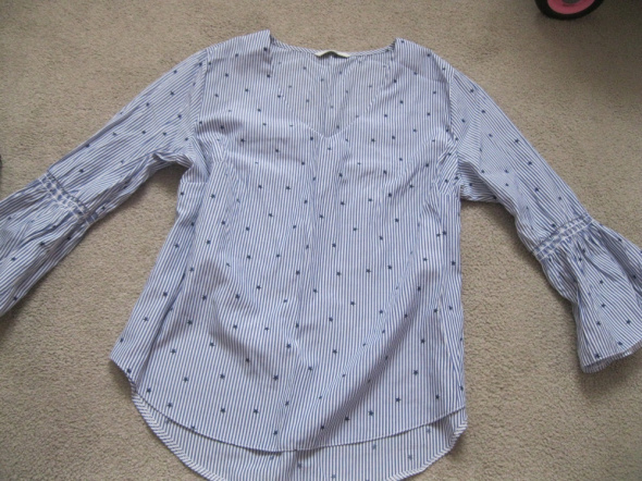 Bluzki bluzka George 40 paski w gwiazdki