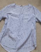 bluzka George 40 paski w gwiazdki...