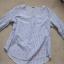 bluzka George 40 paski w gwiazdki