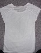 Biała urocza koszulka 38...