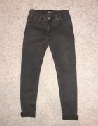 Spodnie czarne 38...