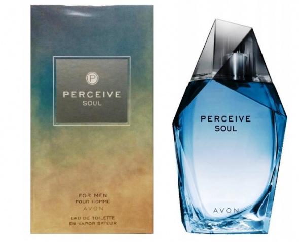 Perfumy Avon Perceive Soul for Him woda toaletowa EDT 100 ml