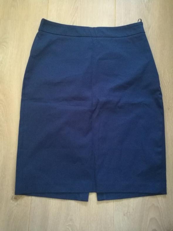 Nowa granatowa spódnica M United Colors of Benetton...