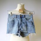 Spodenki Jeansowe H&M Coachella XS 34 Dżinsowe Gwiazdki
