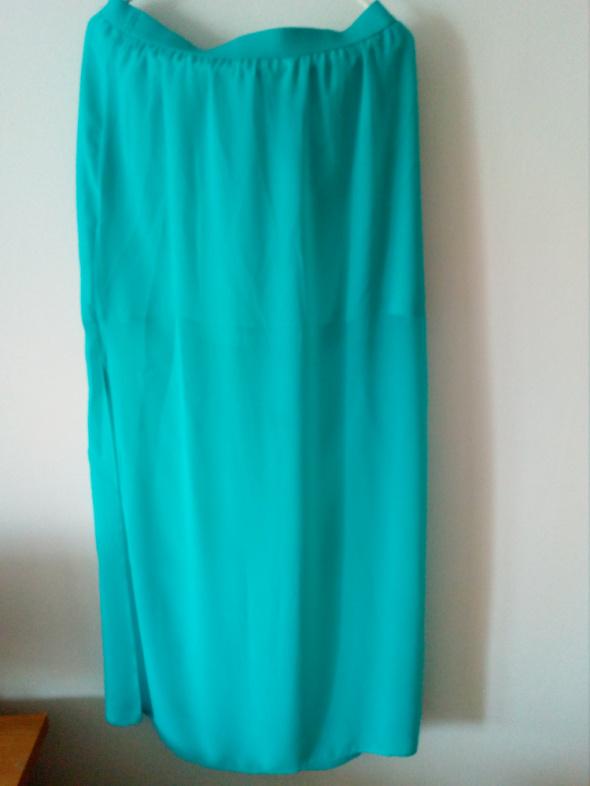 Spódnice Spódnica długa h&m